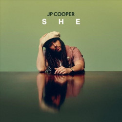 JP COOPER - SHE (CD)