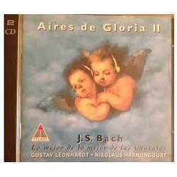 BACH - AIRES DE GLORIA II...