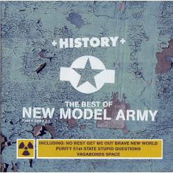 NEW MODEL ARMY - HISTORY -...