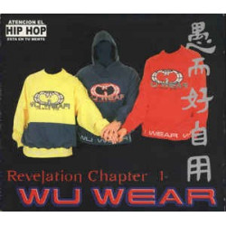 VARIOS WU WEAR REVELATION...