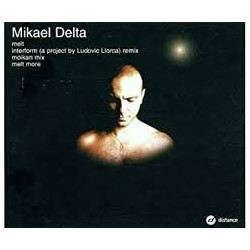 MIKAEL DELTA - MELT (CDSingle)