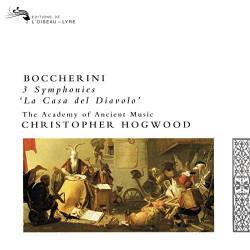 BOCCHERINI - 3 SINFONIA -...