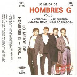 HOMBRES G - LO MEJOR DE...