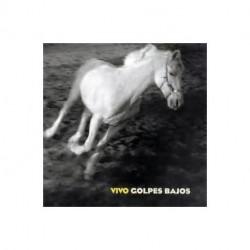 GOLPES BAJOS - VIVO (casete)