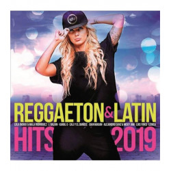 Reggaeton & Latin Hits 2019 CD