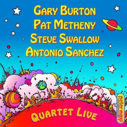 GARY BURTON, PAT METHENY,...