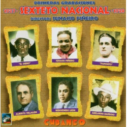 SEXTETO NACIONAL - CUBANEO...