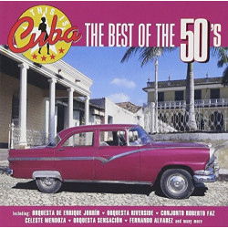 VARIOS THE BEST OF 50'S -...