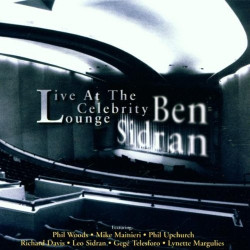 BEN SIDRAN - LIVE AT THE...