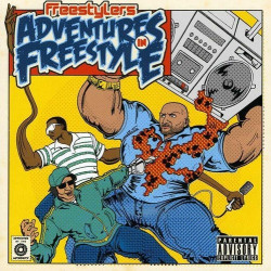 FREESTYLERS - ADVENTURES IN...