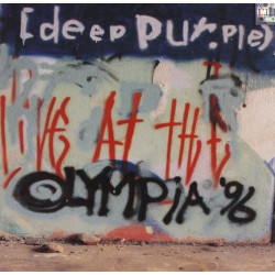 DEEP PURPLE - LIVE AT THE...