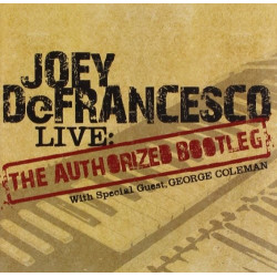 JOEY DEFRANCESCO - LIVE