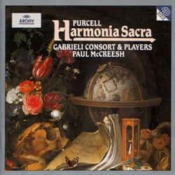 PURCELL - HARMONIA SACRA