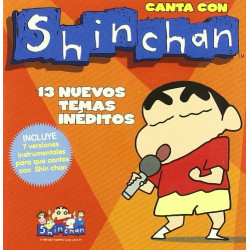 SHINCHAN - CANTA CON : 13...