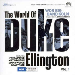 WDR BIG BAND - THE WORLD OF...