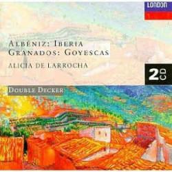 ALBENIZ / GRANADOS - IBERIA...
