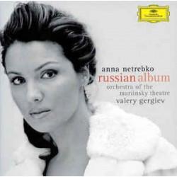 ANNA NETREBKO - RUSSIAN ALBUM