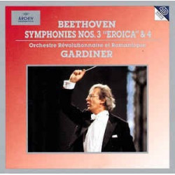 BEETHOVEN - SINFONIA Nos 3...