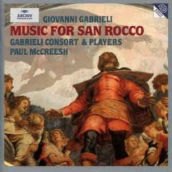 GABRIELI - MUSICA FOR SAN...