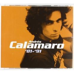 ANDRES CALAMARO - 81-91...