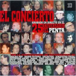 VARIOS EL CONCIERTO 25...