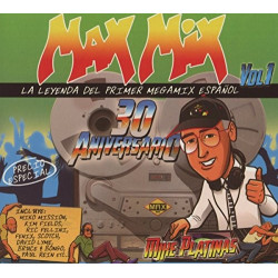 VARIOS MAX MIX VOL.1 - MAX...