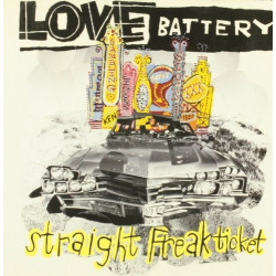 LOVE BATTERY - STRAIGHT...