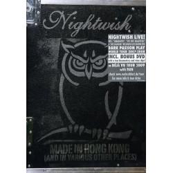 NIGHTWISH - MADE IN HONG...