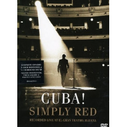 SIMPLY RED - LIVE IN CUBA