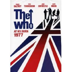 THE WHO - AT KILBURN: 1977...