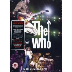THE WHO - MAXIMIM R&B LIVE