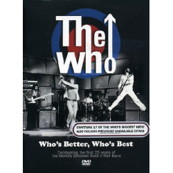 THE WHO - WHO'S BETTER,...