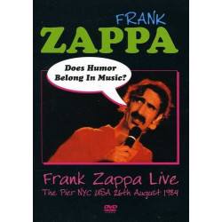 FRANK ZAPPA - DOES HUMOR...