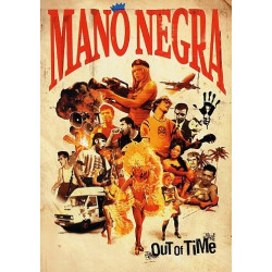MANO NEGRA - OUT OF TIME (DVD)