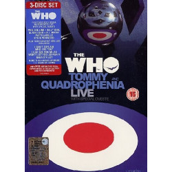 THE WHO - TOMMY...