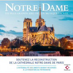 Hommage A Notre-Dame - CD...