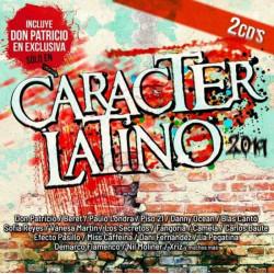 CARÁCTER LATINO 2019 - 2CD