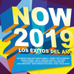 NOW 2019 - 2CD -