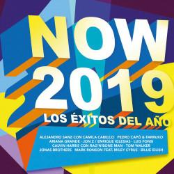 VARIOS NOW 2019 - 2CD -