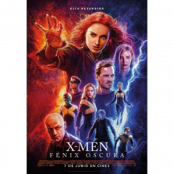 X-MEN: FÉNIX OSCURA (BLU-RAY)