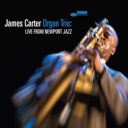 JAMES CARTER ORGAN TRIO:...