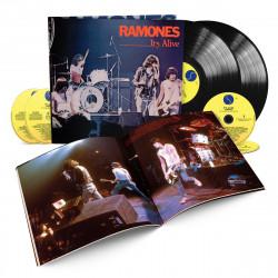 RAMONES - IT'S ALIVE (40TH...