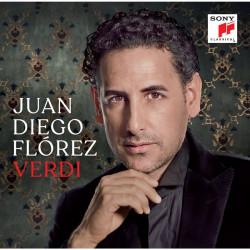 JUAN DIEGO FLÓREZ - VERDI - CD